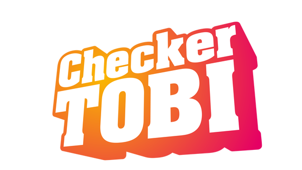 Logografik - Checker Tobi