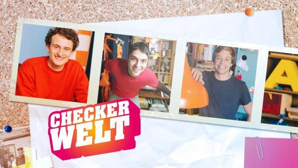 Checker-Welt | Rechte: KiKA