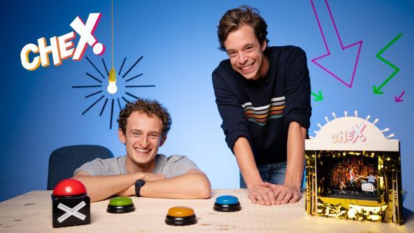 CheX! Die Checker-Webshow | Rechte: BR/megaherz gmbh