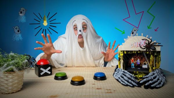 Gibt es Geister wirklich? | Rechte: BR/megaherz gmbh