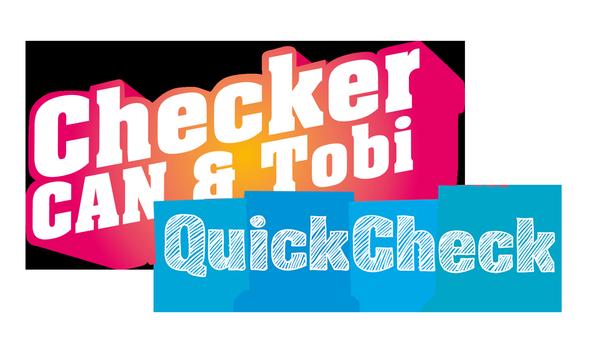 "Sendungslogo ""Quick Check"" | Rechte: BR"