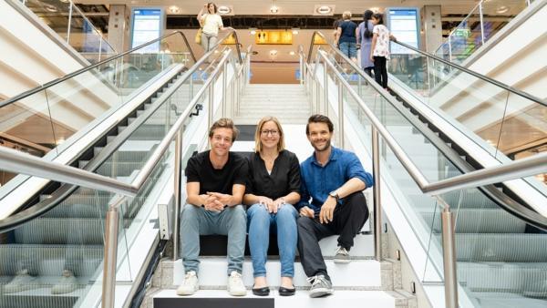 Tobi und sien CheXperiment Team. | Bild: BR/megaherz GmbH | Rechte: BR/megaherz GmbH