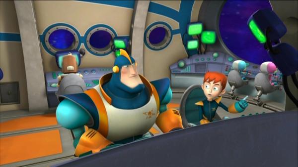 Team Quantum im Cockpit | Rechte: KiKA/HR/Taffy Productions LLC