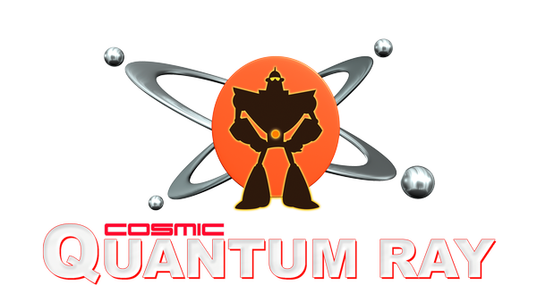 "Logo ""Cosmic Quantum Ray"" | Rechte: hr / KiKA"