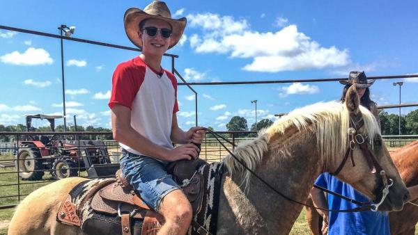 Louisa und Philipp in Texas | Rechte: ZDF