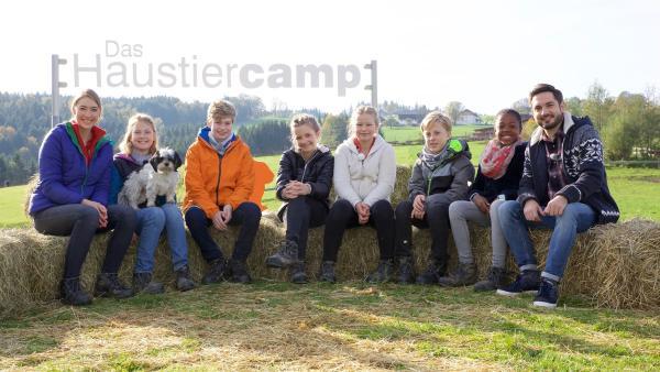 Die glücklichen Haustiercampler der 3. Staffel. Wird der Traum von einem eigenen Haustier in Erfüllung gehen?   Rechte: ZDF/Holger Kast