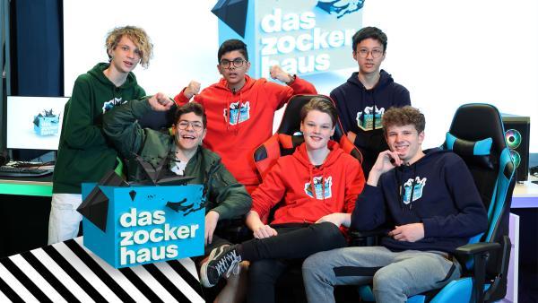 Das Zockerhaus | Rechte: ZDF