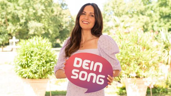 Moderatorin Johanna Klum | Rechte: ZDF und Andrea Enderlein
