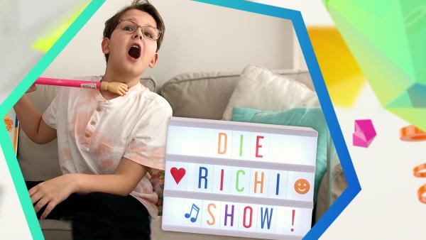 Richi  | Rechte: KiKA