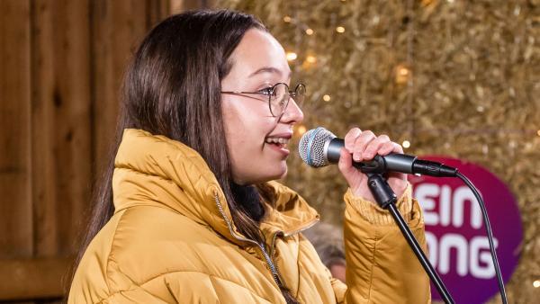 Lola singt | Rechte: Marie Jose Sombeek