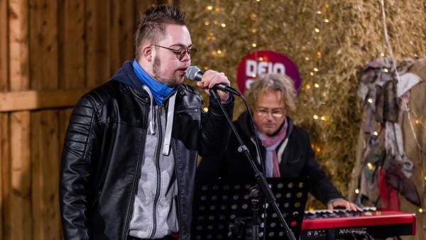 Lucas singt | Rechte: Marie Jose Sombeek