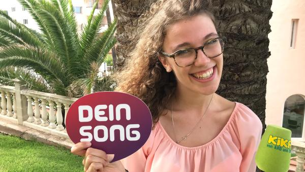 Leontina als Webreporterin | Rechte: KiKA