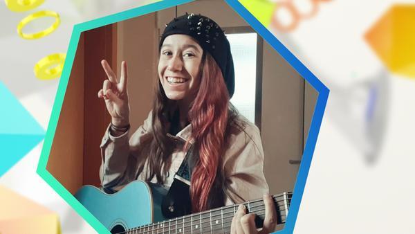 Sarah mit Gitarre | Rechte: BSB Film