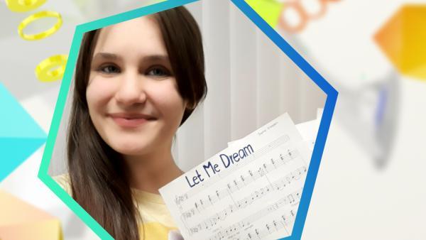 Sophie hält Noten in der Hand | Rechte: BSB Film