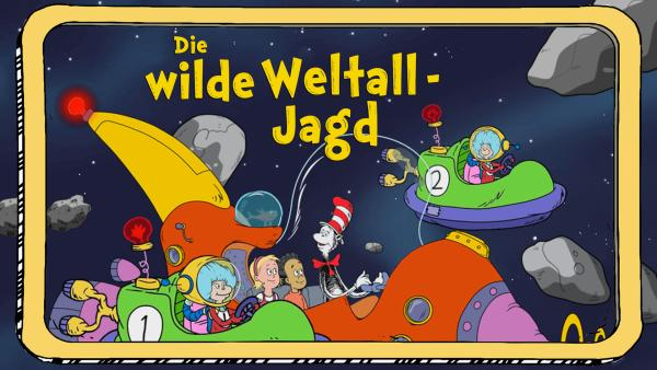 Die wilde Weltall-Jagd | Rechte: KiKA/Collingwood O'Hare Prod./Portfolio Entertain./Random House Children E./Treehouse TV