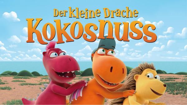 Der kleine Drache Kokosnuss auf zdftivi.de | Rechte: ZDF/ KiKA