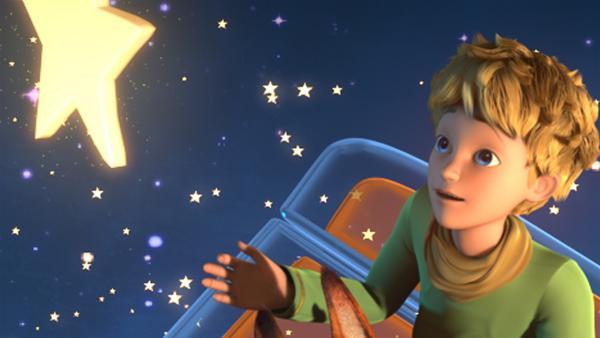 Das Licht der Sterne ist für die Grünblüter lebensnotwendig. Der kleine Prinz und Fuchs wollen ihnen helfen, denn immer mehr Sterne drohen zu verlöschen.   Rechte: WDR/ARD