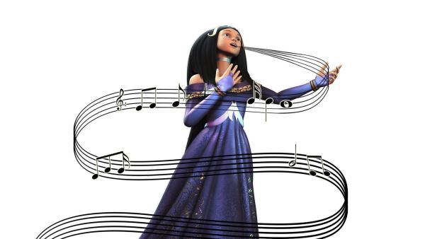 Die Diva Aria hält mit Ihrem Gesang das Leben auf dem Planeten der Musik in Fluss. Ihre verbotene Liebe zu Florian, einem Floraner, veranlasst sie falsch oder gar nicht zu singen. Dadurch gerät das Leben der Musikaner völlig aus dem Takt... | Rechte: WDR/ARD