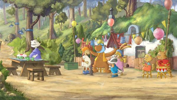 Hurra, Eddi hat Geburtstag! | Rechte: SWR/NDR/Akkord Film