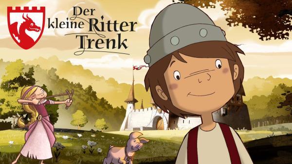 Der kleine Ritter Trenk auf tivi.de | Rechte: KiKA