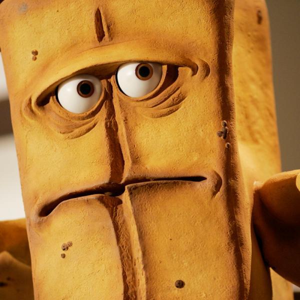 Bernd das Brot Nahaufnahme | Rechte: kika
