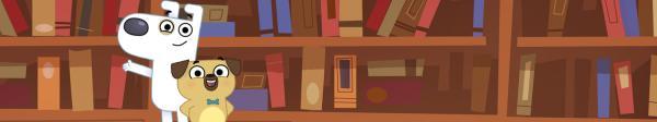 Der wunderliche Buchladen von Dog und Puck | Rechte: KiKA/Dog Loves Productions Limited 2020