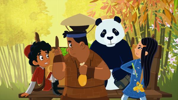 Pandas | Rechte: MDR/MotionWorks