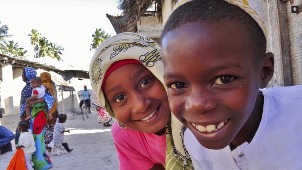 Awena und Abduli | Rechte: SWR/Frank Feustle