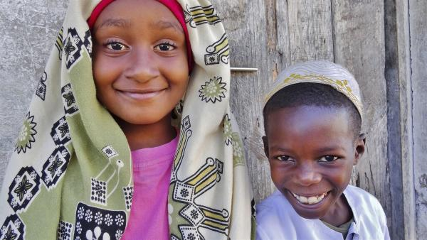 Awena und Abduli   Rechte: SWR/Frank Feustle