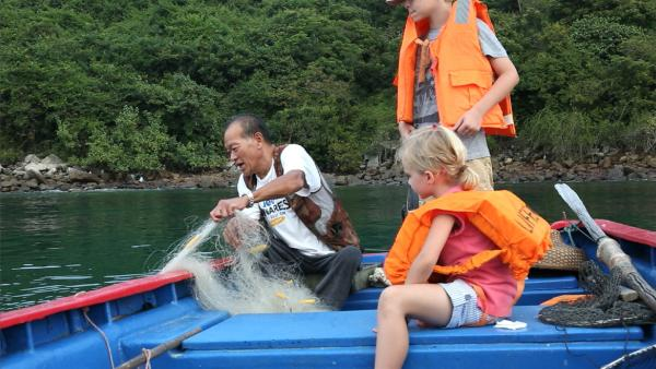 Unterwegs mit dem Fischer | Rechte: SWR/Tellux Film