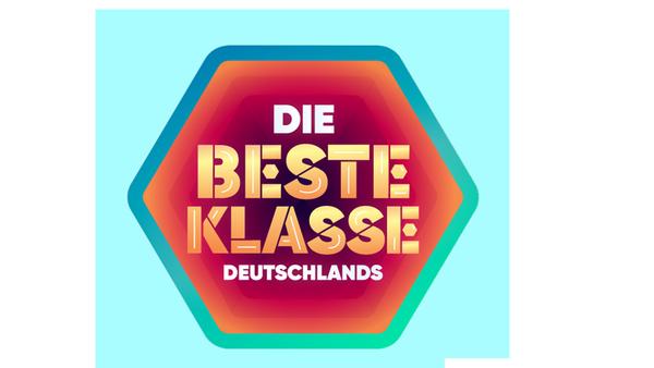 """Logo der Sendereihe """"Die beste Klasse Deutschlands"""""""