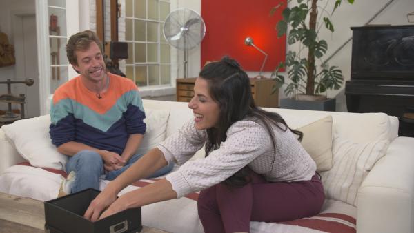 Lerne Clarissa und Tobi kennen! | Rechte: KiKA