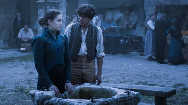 Alisa (Anastasia Martin) und Nicu (Lance West) | Rechte: NDR/Lemming Film