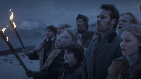 Die Erben werden verabschiedet. | Rechte: NDR/Lemming Film