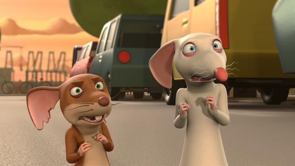Pomme und Josephine riskieren alles. | Rechte: ZDF/2021 Caligari Film