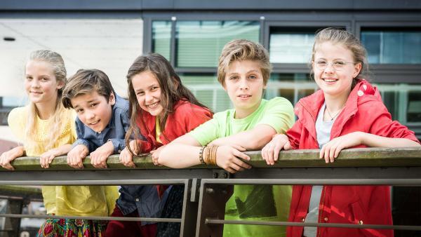 Die Pfefferkörner der zwölften Staffel | Rechte: KiKA/ NDR