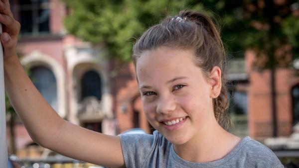 Portrait: Marlene von Appen spielt Kira | Rechte: NDR/Boris Laewen