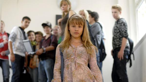 Lilly in der Schule | Rechte: NDR/Romano Ruhnau