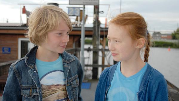 Max und Emma | Rechte: NDR/Romano Ruhnau