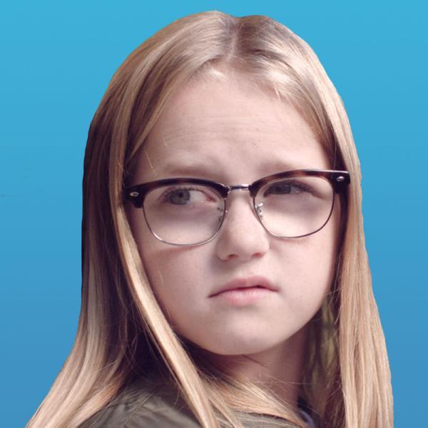 Die zehnjährige Floor (Bobbie Mulder) | Rechte: NDR/NL Film
