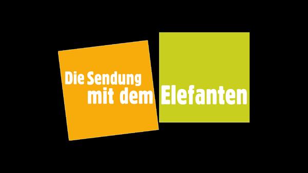 Sendelogo - Die Sendung mit dem Elefanten