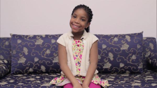Nadja und ihre Familie kommen aus Ghana. | Rechte: WDR