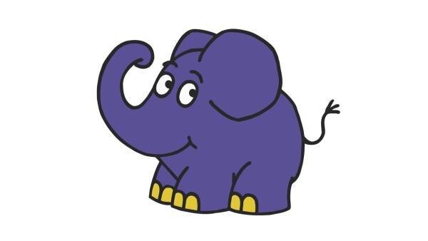 Der kleine blaue Elefant und seine Freunde präsentieren Geschichten zum Entdecken, Staunen und Mitlachen – extra für kleine Kinder. | Rechte: WDR/Trickstudio Lutterbeck