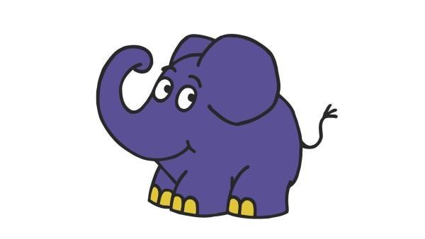 Elefant | Rechte: WDR/Trickstudio Lutterbeck