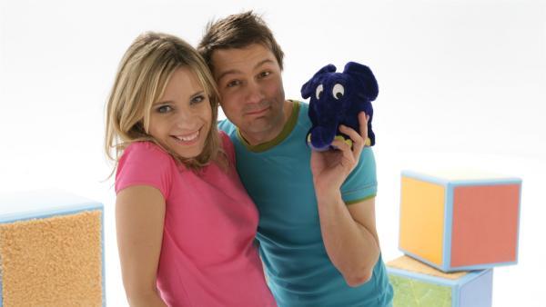 Tanja Mairhofer und André Gatzke | Rechte: WDR/Bernd-Michael Maurer