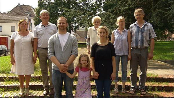 Leni stellt ihre Familie vor. | Rechte: WDR/Die Sendung mit dem Elefanten