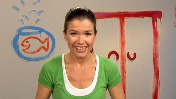 Anke hat einen hartnäckigen Schluckauf. Wie sie den wohl wieder loswird? | Rechte: WDR