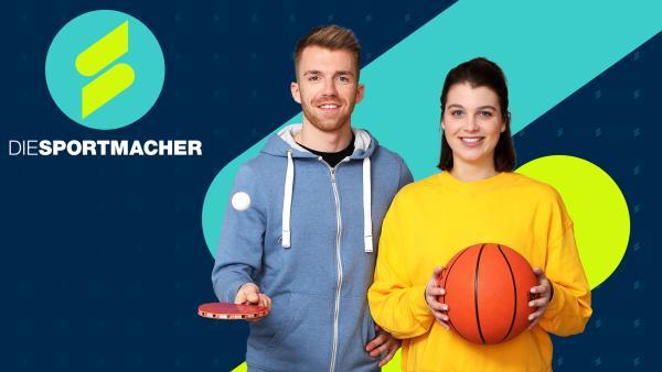 Die Moderaoren Stefan Bodemer und Laura Knöll | Rechte: ZDF