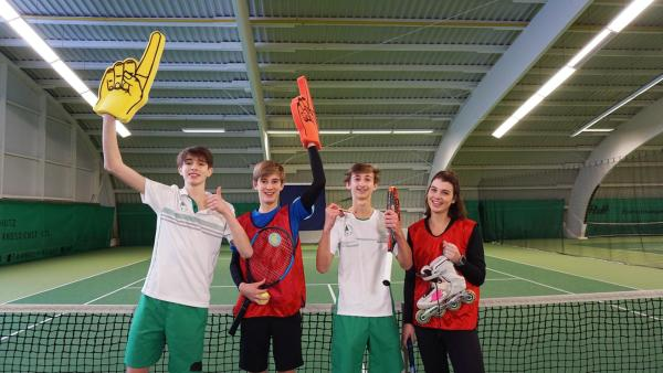 Folge 32: Tennis, Ringen und harte Würfe | Rechte: ZDF