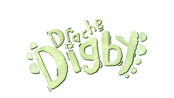 """Logo """"Drache Digby""""   Rechte: ZDF"""